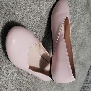 Matt & Nat pink ballet flats